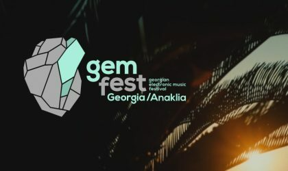 В Грузии пройдет Georgian Electronic Music Festival