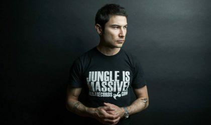 Фестиваль Urban Soulz назвал еще одного хедлайнера — джанглового DJ K.