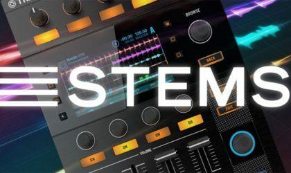 Новый формат Stems признали многие лейблы