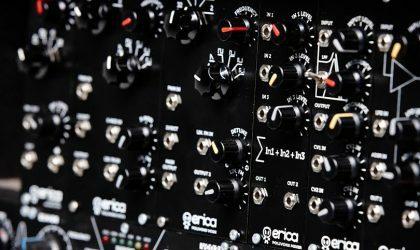 В Sound School состоится урок по латвийским модульным синтезаторам