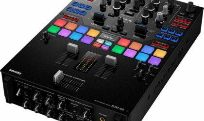 Pioneer DJ представила новый пульт Serato DJM-S9