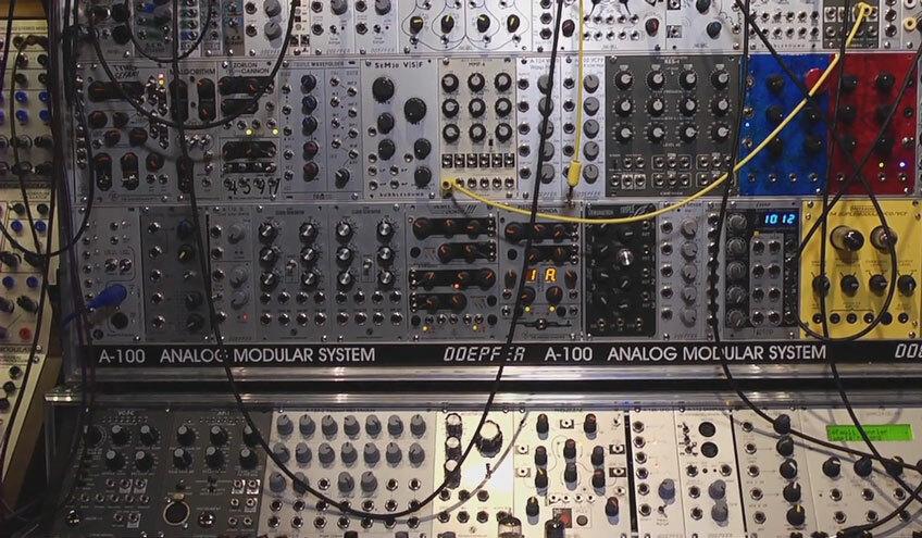 Смотрите документальный фильм про модульные синтезаторы «I Dream Of Wires»