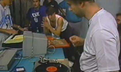 Смотрите документальный фильм 1988 года о семплировании