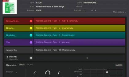 Теперь каждый может записать трек в формате Stems