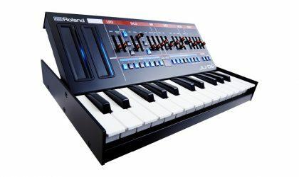 У Roland появится «бутик-линия» синтезаторов в стиле 80-х