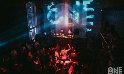 Фотографии с открытия сезона в клубе One One