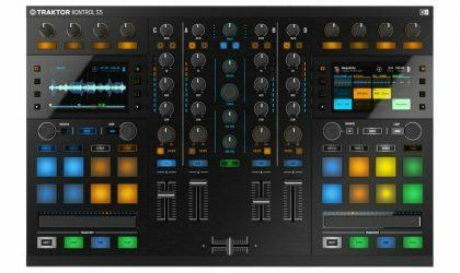 Native Instruments выпустит новый контроллер Kontrol S5