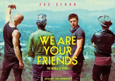 Премьера фильма с Заком Эфроном «We Are Your Friends» не оправдала надежд