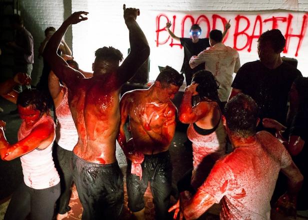 На Comic Con этого года состоится Blood Rave в стиле фильма «Блэйд»