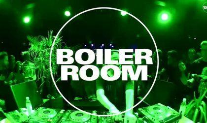 Смотрите Boiler Room из Лиона с участием Laurent Garnier