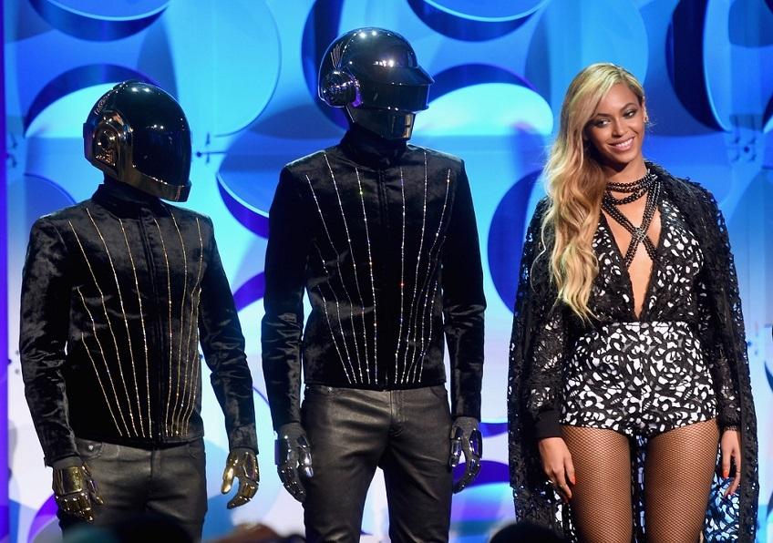 Daft Punk & Beyonce at Tidal launch