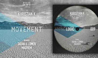 Премьера: ремикс Taran & Lomov сингла Khristian K «Movement»