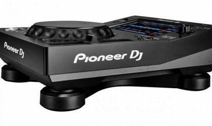 Pioneer объявила о выпуске медиаплеера XDJ-700