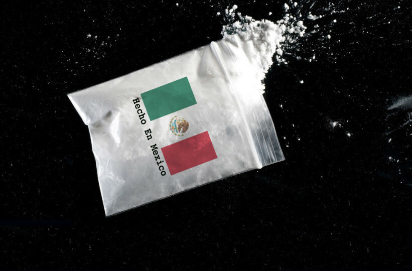 Кокаин в Мексике могут легализовать через 10 лет