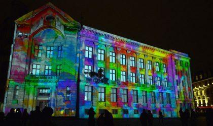 Сегодня в Риге начнется фестиваль света Staro Rīga
