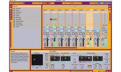 Как Ableton Live выглядела в 2002 году?