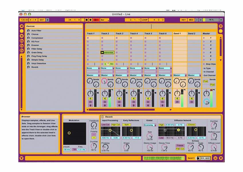 Ableton Live 1.5