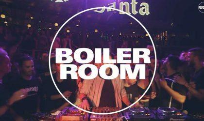 Слушайте Boiler Room с артистами лейбла Ellum Audio на Ибице
