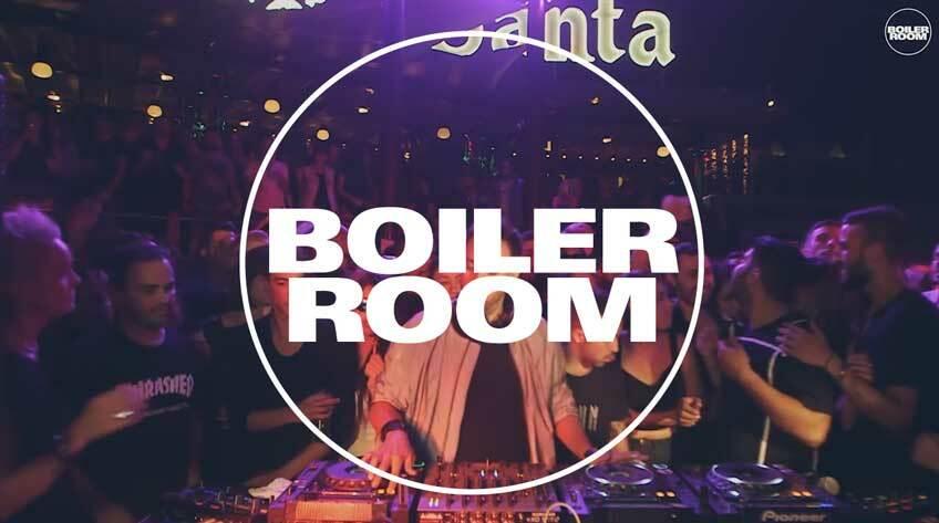 Ellum Audio Boiler Room