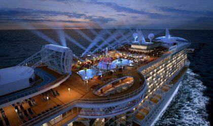 Kazantip переместится на круизный лайнер?