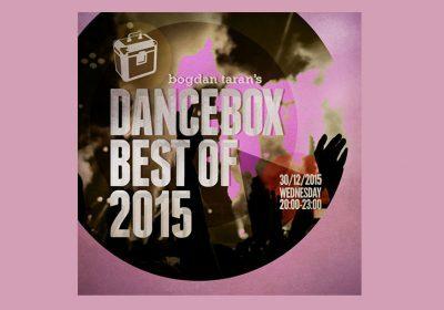 Слушайте Dance Box с лучшими треками 2015 года