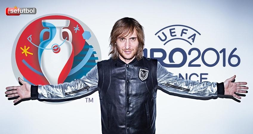 David Guetta Euro-2016