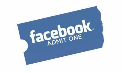 У фейсбука будет платформа для продажи билетов