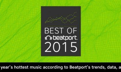 Beatport подвел итоги продаж 2015 года по жанрам