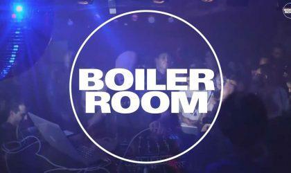 Boiler Room от Danny Tenaglia