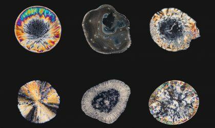 Как наркотики выглядят под микроскопом?