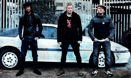 The Prodigy сыграет в Риге новый альбом в апреле 2016 года