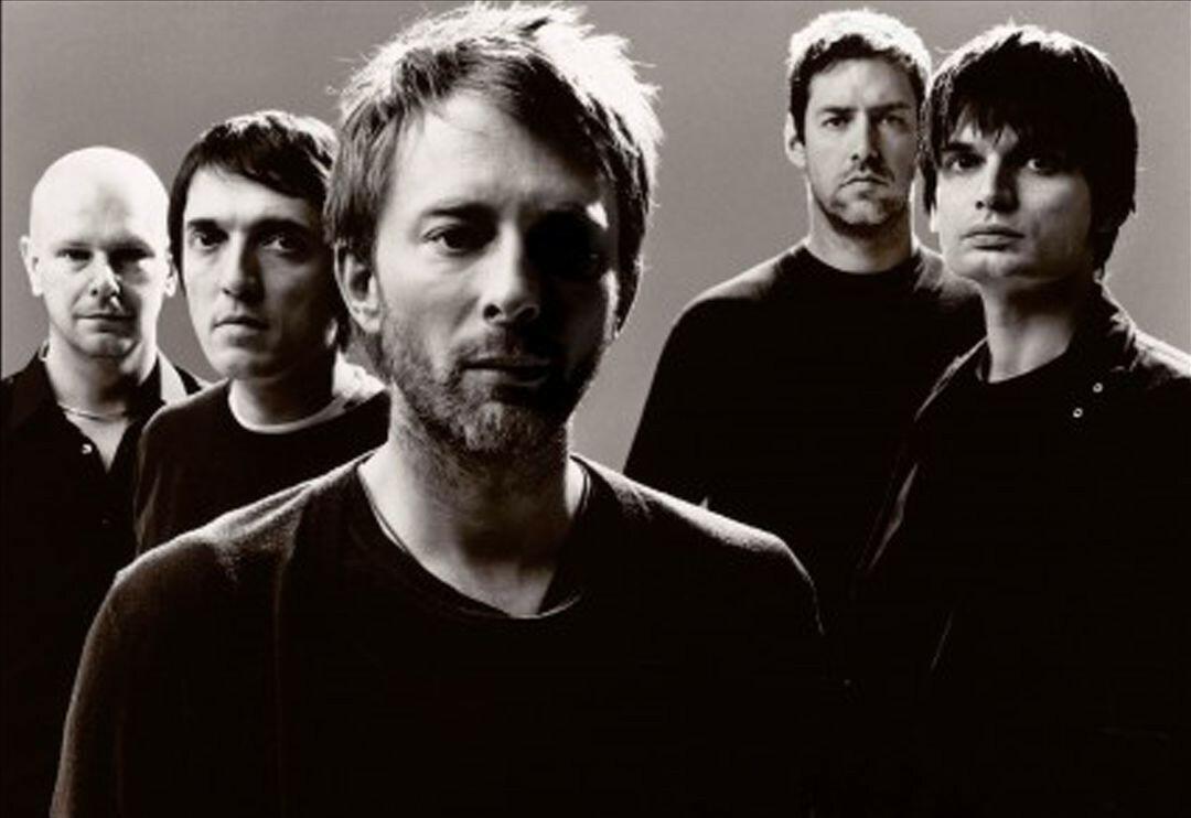 Radiohead бесплатно раздает песню к фильму о Джеймсе Бонде