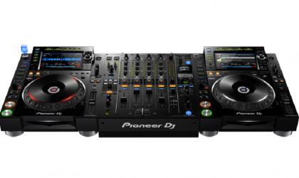 Pioneer DJ представила новый CDJ и микшер