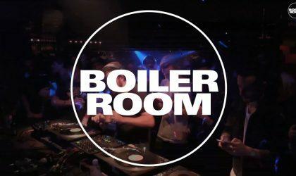 Boiler Room в Швейцарии с участием Deetron, Ripperton и других