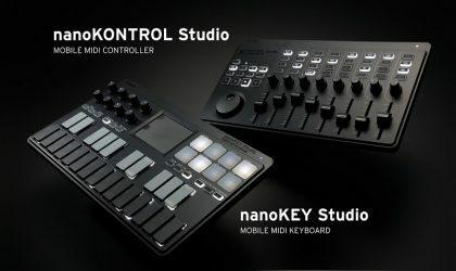 Новые контроллеры Korg-nano будут работать без проводов
