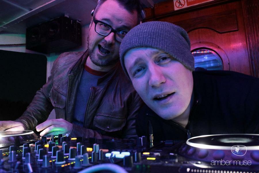 Taran & Lomov @ Das Boot party