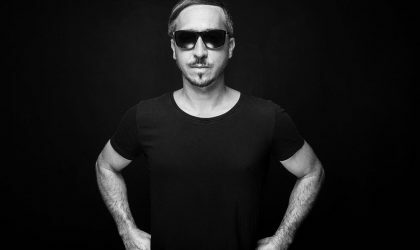 В субботу в Риге лайв сыграет Christian Burkhardt из лейбла Cocoon