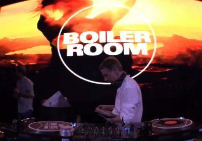 Смотрите бразильский Boiler Room от Gilles Peterson