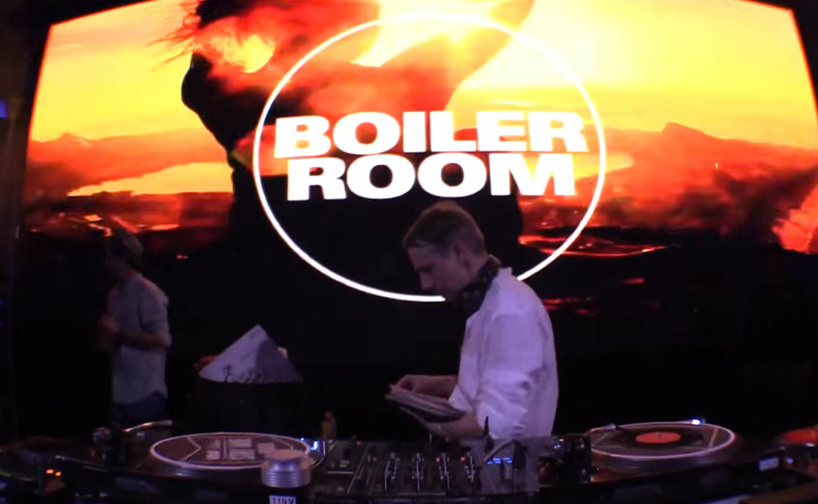 Gilles Peterson Boiler Room