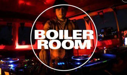 Boiler Room от Medlar на вечеринке на корабле