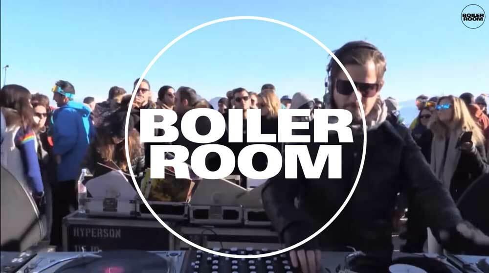 Boiler Room Luciano