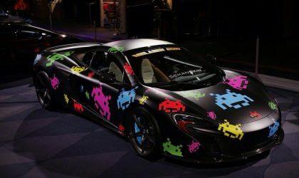 Deadmau5 показал новую раскраску своего суперкара