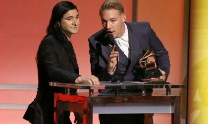 Skrillex и Diplo получили «Грэмми»