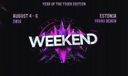 Лайн-ап Weekend Festival Baltic 2016 пополнят Avicii, Dmitri Vegas & Like Mike и Afrojack