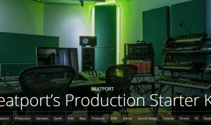 Beatport на торрентах раздает набор для начинающего продюсера. Бесплатно.