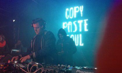 Слушайте микс Copy Paste Soul для Deep  House Amsterdam