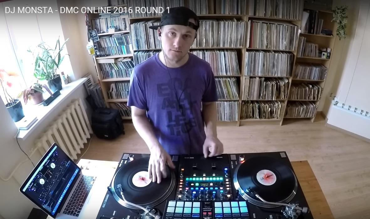 Голосуй за DJ Monsta в онлайн-чемпионате DMC!