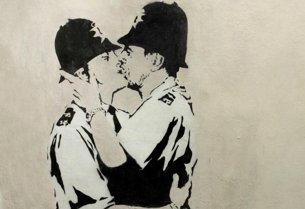 Ученые из Лондона установили личность Banksy