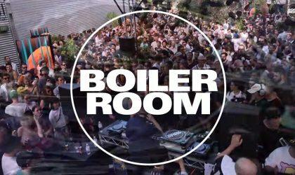 Смотрите Boiler Room из Мельбурна с участием Tim Sweeney и Tom Trago