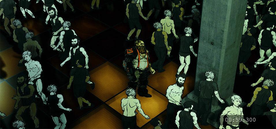 Новая видеоигра: апокалипсис в Berghain